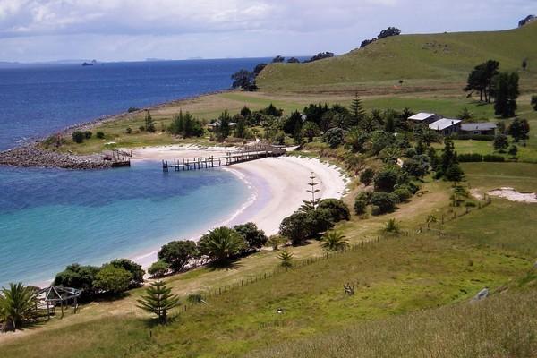 土豪大媽掏台幣1.76億 買紐西蘭私人島來玩玩
