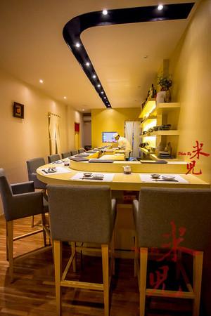 來自五星級餐廳的手藝!只有吧台座位的日本料理店