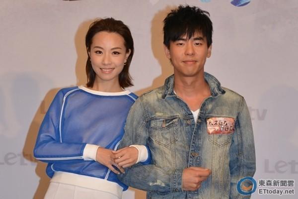 古惑仔电影始祖演员陈小春及谢天华