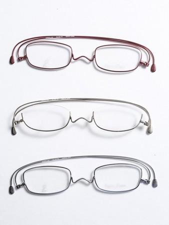 蔡诗芸说,素颜的时候都会戴眼镜