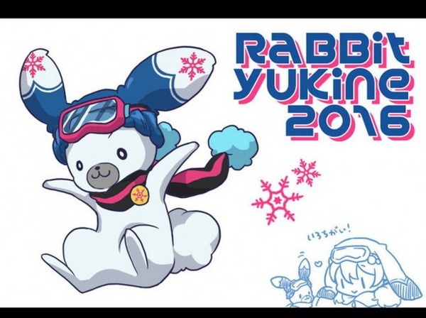 雪音兔的服装设计也同样募集中,那萌萌的长耳配上短短的尾巴,可爱程度