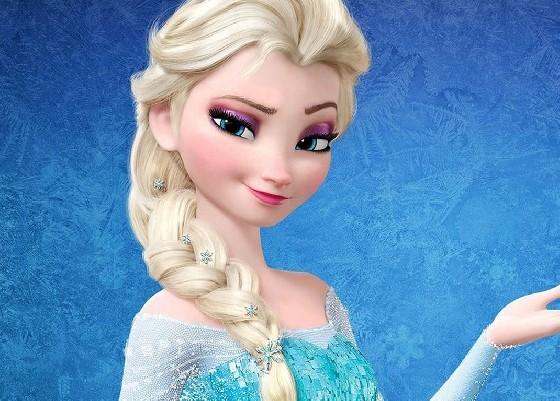 艾莎公主的发型怎么编