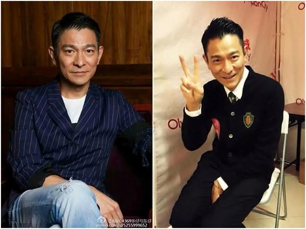 据《苹果日报》,刘德华15日低调来台,为的就是与台湾粉丝见面,会场图片