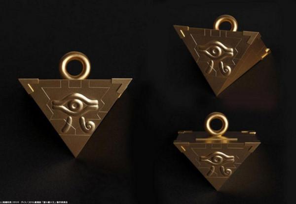 纪念《游戏王》全新剧场版 将展示纯金「千年积木」
