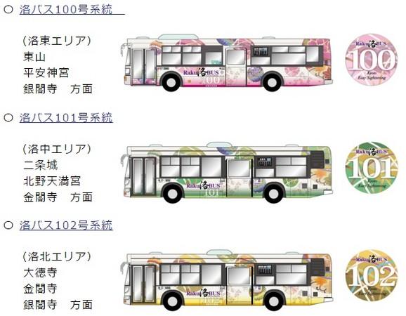 洛巴士logo(图/京都市交通局)