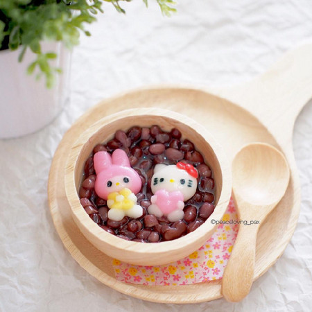 创意迪士尼造型汤圆 可爱度爆表让人舍不得吃下肚