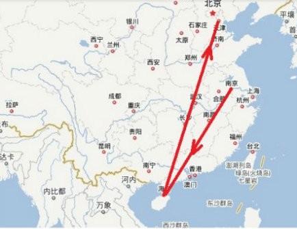 奥凯bk2736航班是由南京禄口国际机场出发