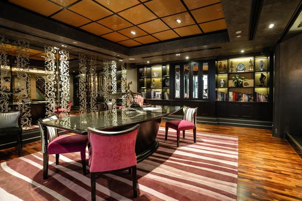 新加坡旅遊-住宿飯店The Scarlet Hotel(圖/記者林世文攝)