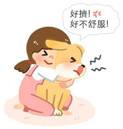 狗狗喜欢你的抱抱吗? 喜怒「2大表现」...看耳朵就行