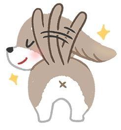 读懂汪星语! 「4种狗尾巴」看个性...你家狗狗是哪种?