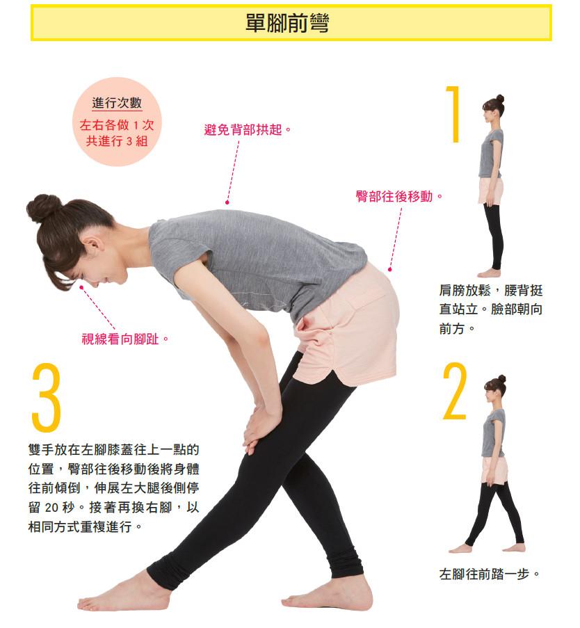 走路姿势变优雅!肢体柔软5大好处 先学放松肌肉健身操