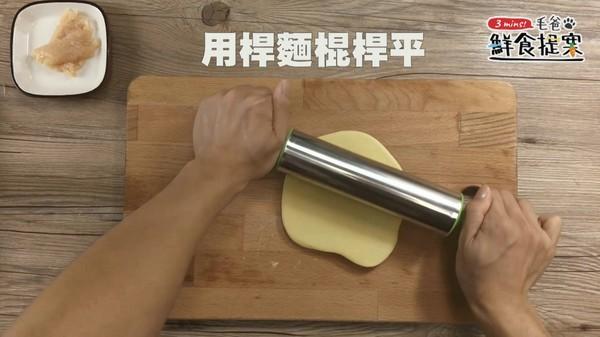 狗狗讨吃吃? 亲手DIY毛孩零食「卡滋卡滋地瓜脆饼」!