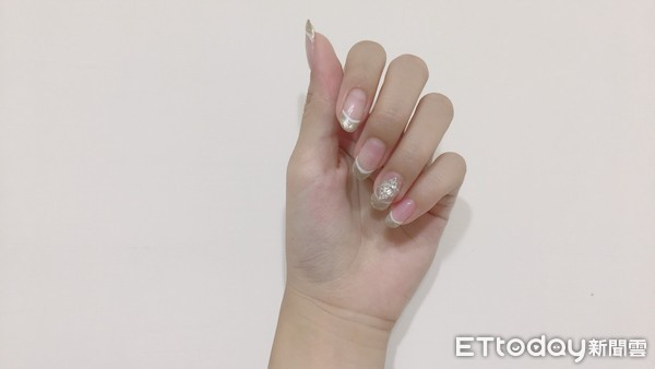 ▲ long nails, nails, nail painting, fingers, nail polish. (Photo / reporter Zhou Yushe)
