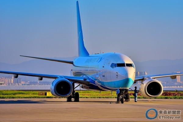 厦门航空推出桃园—泉州来回机票买一送一2399元