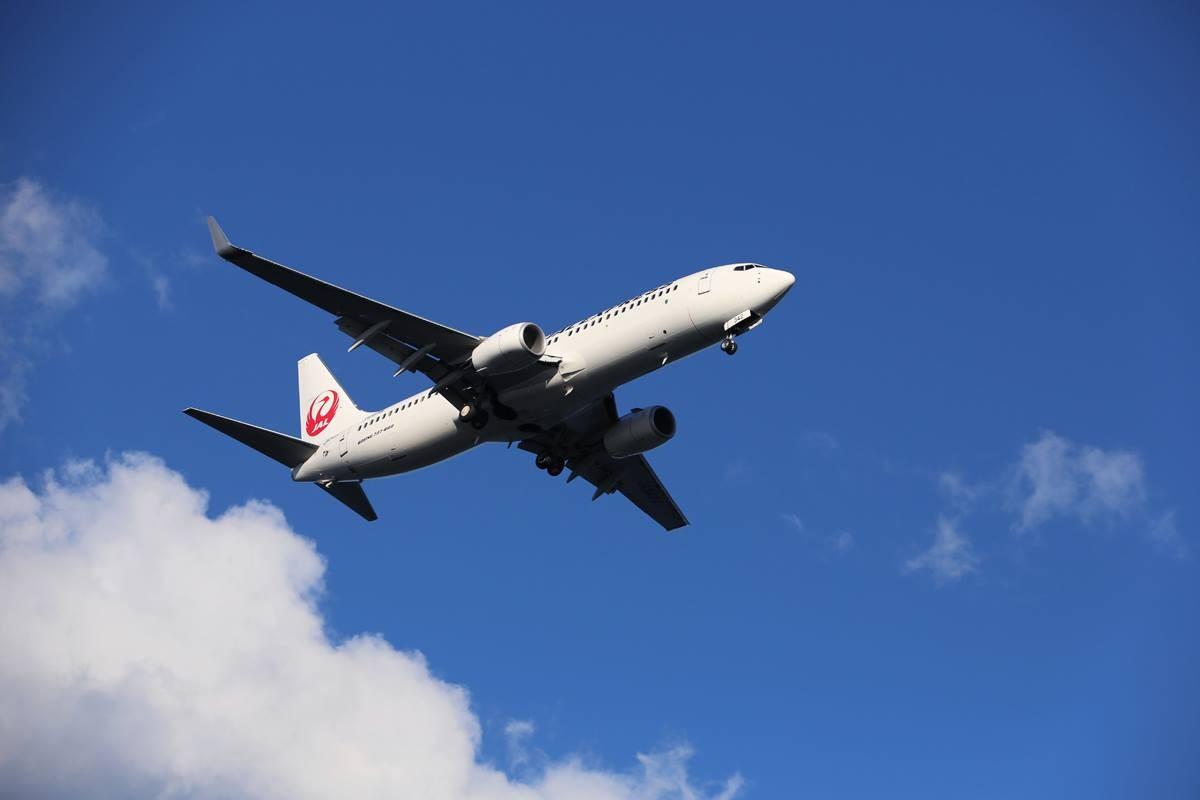 日本航空787,777新机报到