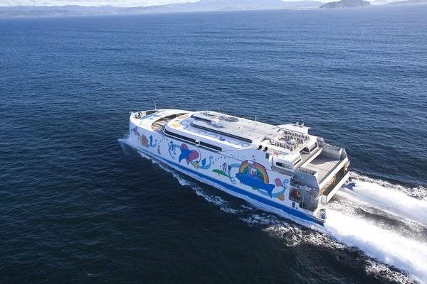 绿岛,兰屿船班取消
