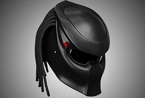 安全帽改裝終極戰士頭盔…先嚇嚇警察 | 鍵盤大檸檬