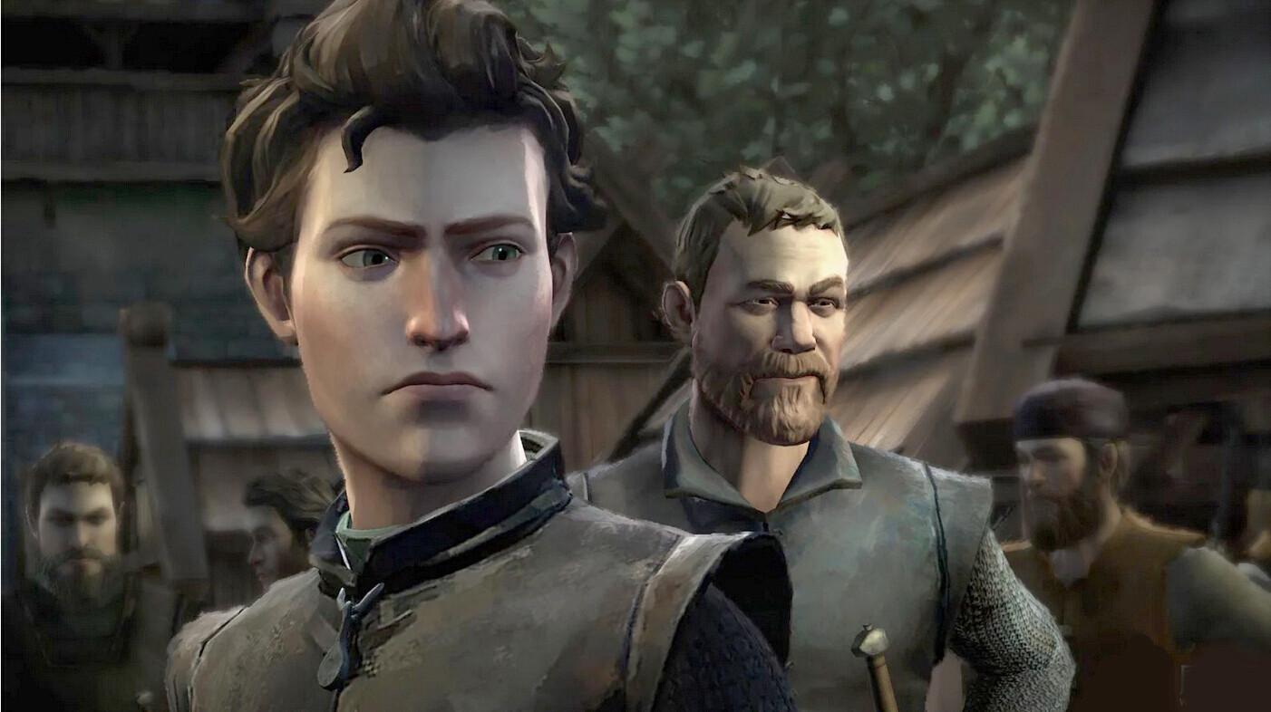 冰与火之歌《game of thrones》权力之争 谁与争锋
