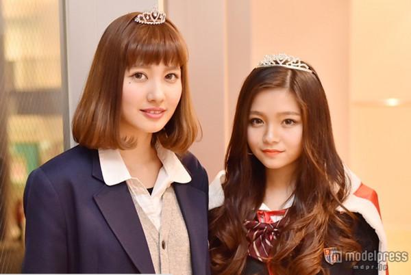 日本「最可爱高中女生」出炉