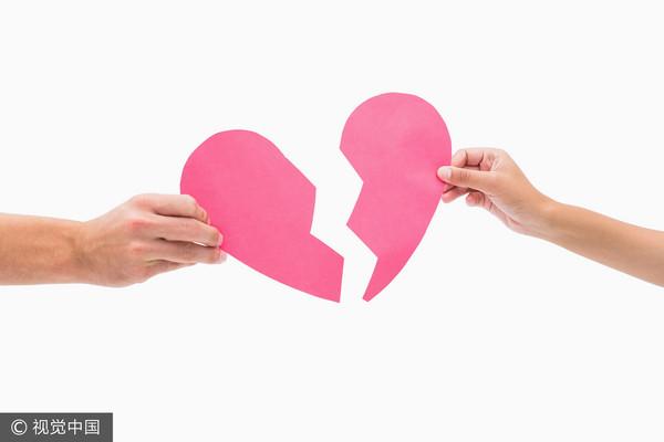分手,情侶,男女朋友,感情問題,情人,吵架,離婚,復合,分開,男友,女友,哭泣。(圖/CFP)