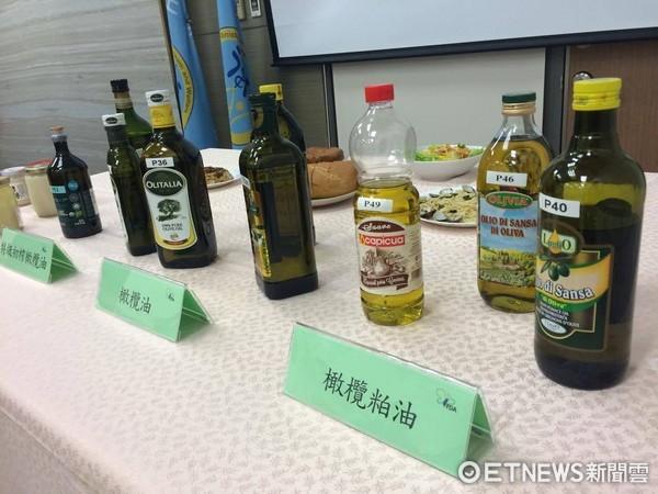 ▲品油師恐失業!「初榨橄欖油」鑑別技術 食藥署找到了。(圖/記者嚴云岑攝)