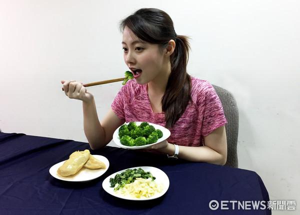 ▲她生活健康卻「頭暈易怒」 原是飲食中少了「這一味」。(圖/記者嚴云岑攝)
