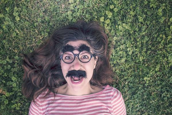 ▲眉毛示意圖。(圖/翻攝自Pixabay)