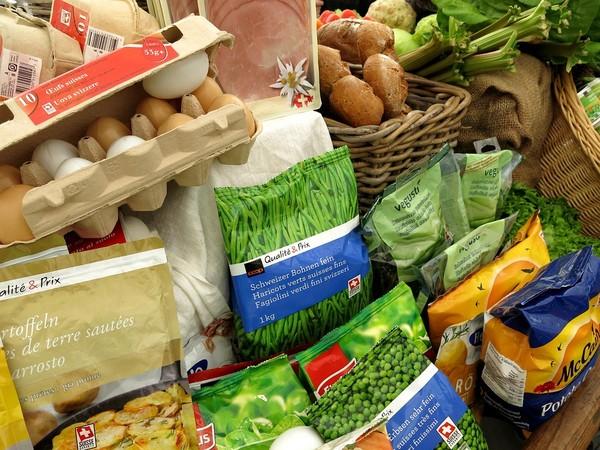 ▲食品包裝。(圖/翻攝自Pixabay)
