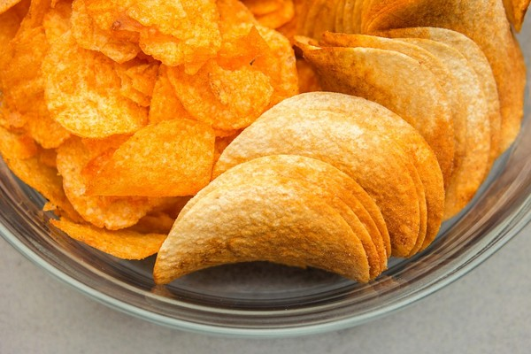 ▲洋芋片,零食。(圖/翻攝自Pixabay)
