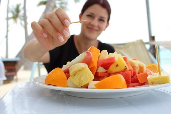 飲食,食物,水果,蔬果。(圖/pixabay)