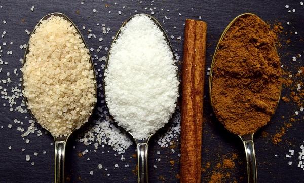 ▲糖,黑糖,精緻糖,白糖,甜食,烘焙。(圖/翻攝自pixabay)