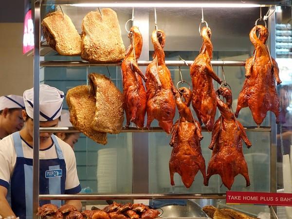▲港式燒臘,烤鴨。(圖/取自免費圖庫Pixabay)