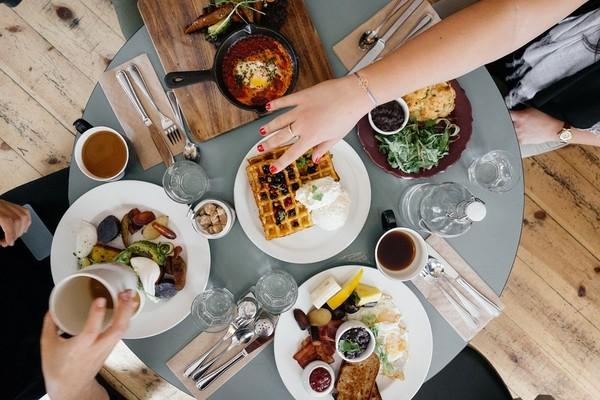 ▲吃飯,下午茶,早午餐。(圖/取自免費圖庫pixabay)