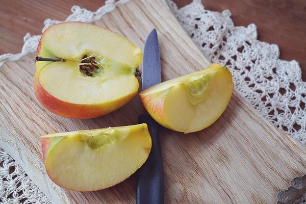 ▲蘋果,切水果。(圖/取自免費圖庫pixabay)