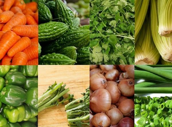 ▲8大難吃蔬菜。(圖/取自librestock網站、pixabay)