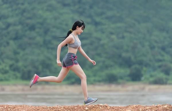 ▲▼健身,女性,跑步,慢跑,運動,健身,伏地挺身。(圖/翻攝自pixabay)