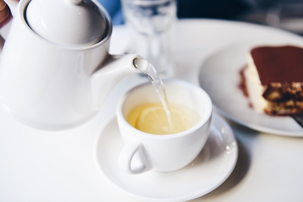 ▲喝茶,白茶,热茶,下午茶。(图/取自免费图库Pixabay)