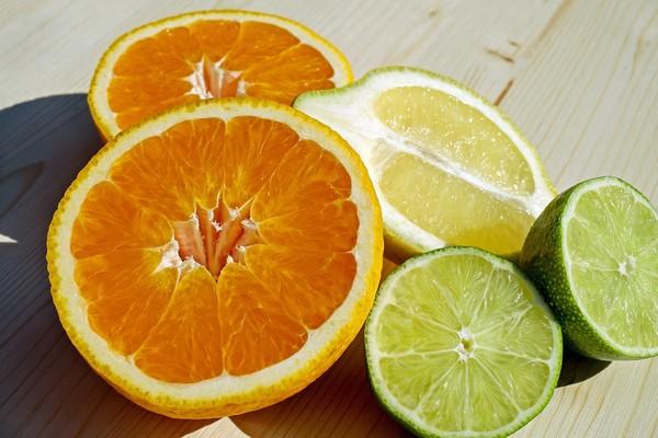 柑橘类水果,维生素C。(图/Pixabay)