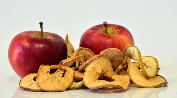 ▲▼蘋果,果乾,水果。(圖/翻攝自pixabay)