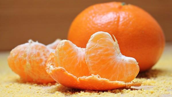 橘子,柑橘類水果。(圖/Pixabay)