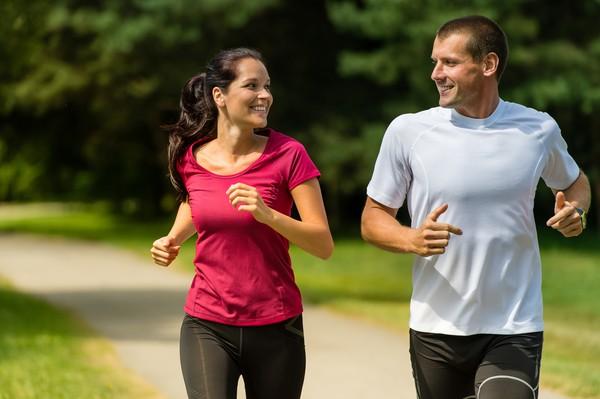 跑步,慢跑,運動示意圖(圖/達志/示意圖)