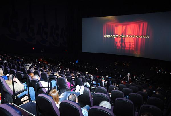第一次約會最好不要選擇電影院。